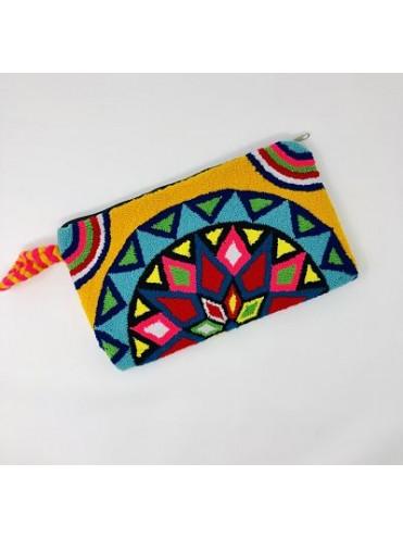 Clutch Wayuu Multicolor